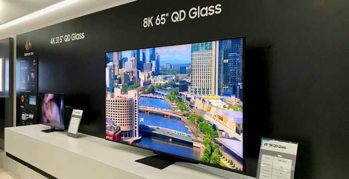 TV Samsung QD-OLED: in arrivo già il prossimo anno?