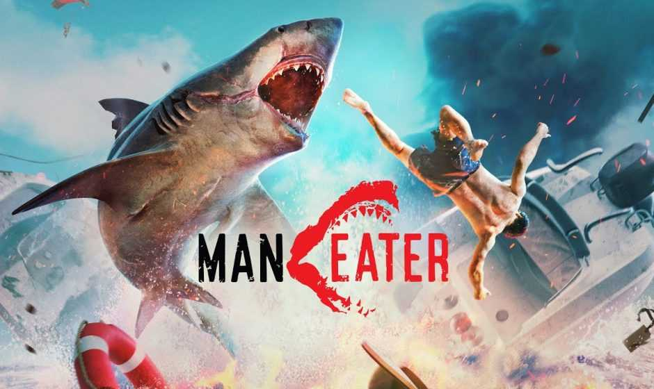 Maneater: svelata la data d'uscita su Switch