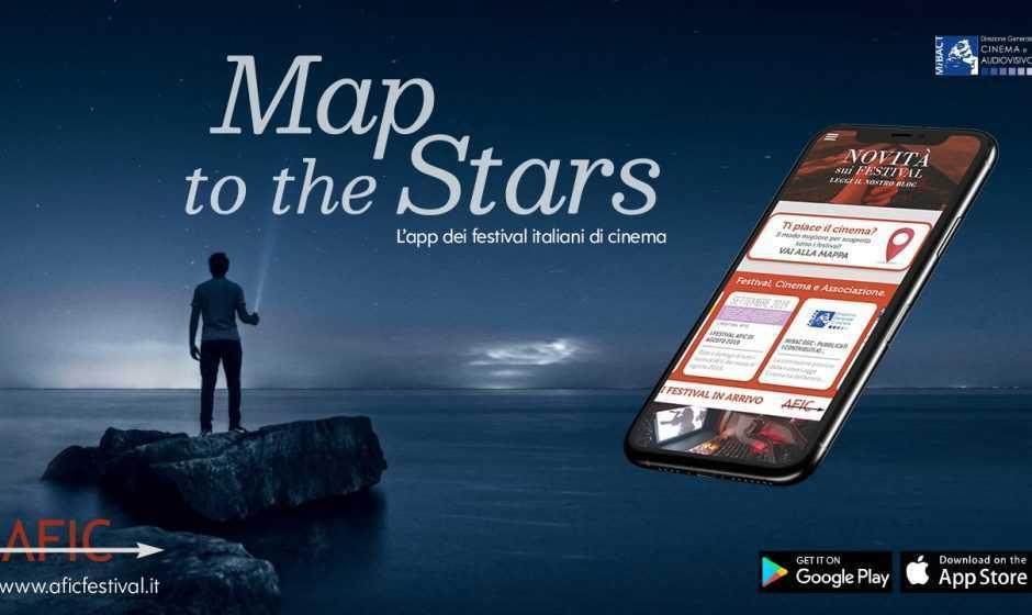 Map to the Stars: l'app per gli amanti dei Festival del Cinema