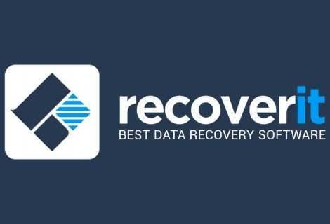 Recoverit: recupero dati persi o cancellati da PC, SD e hard disk