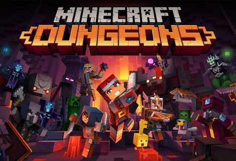 Minecraft Dungeons: Creeping Winter, il DLC arriva a settembre
