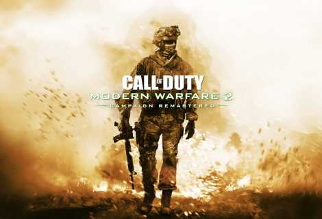 Call of Duty: Modern Warfare 2 Remastered è disponible su PS4