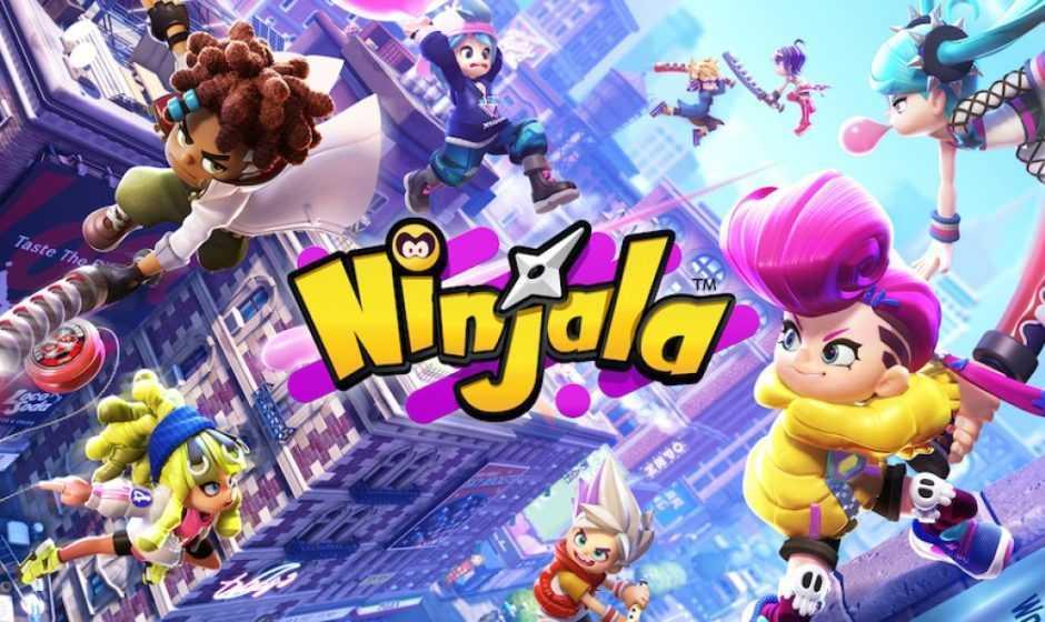 Ninjala: boom da un milione di copie per il nuovo free to play di Switch