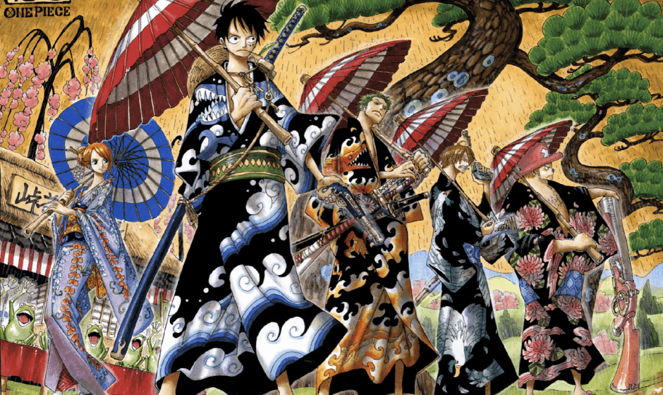 One Piece 976, alleato si unisce alla battaglia! | Jump Highlights