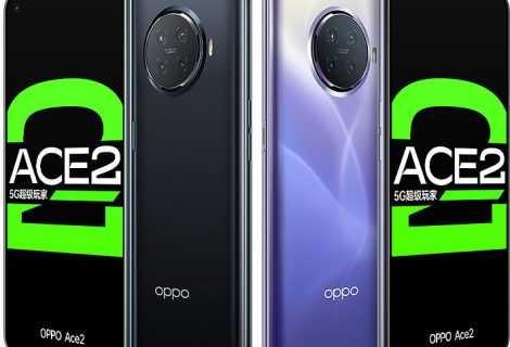 Oppo Ace 2: nuove immagini e caratteristiche tecniche