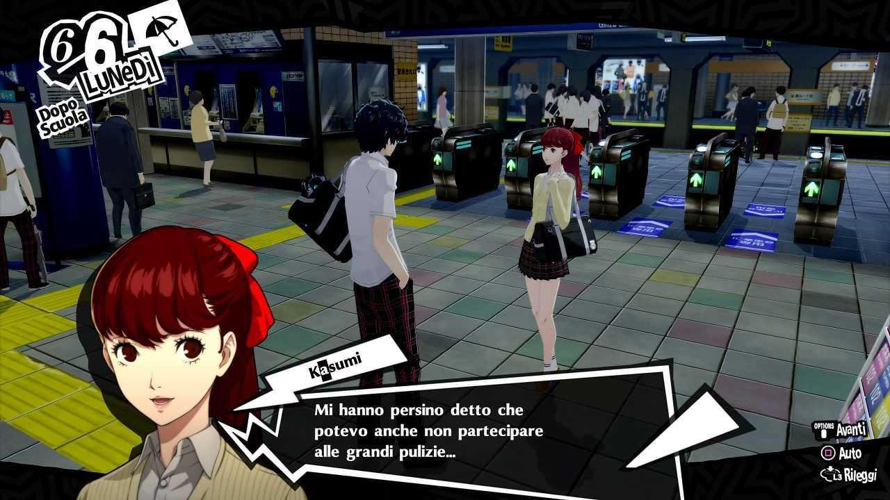 Persona 5 Royal: tutte le risposte delle interrogazioni in classe