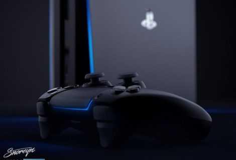 PS5: ecco il design pensato da Snoreyn, ispirato al DualSense
