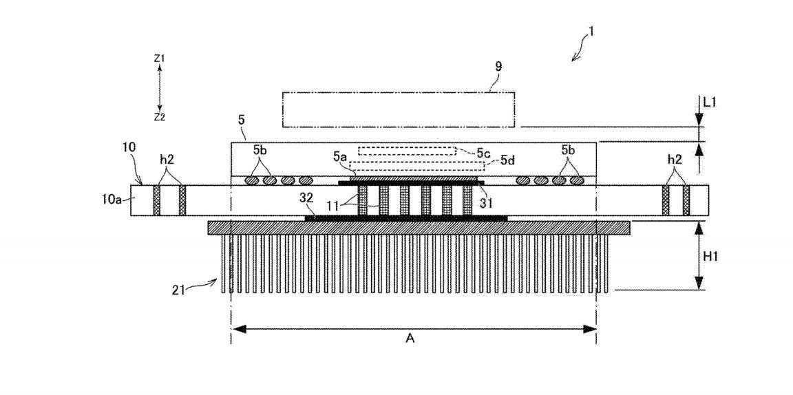 PS5: pubblicato un brevetto per il sistema di raffreddamento