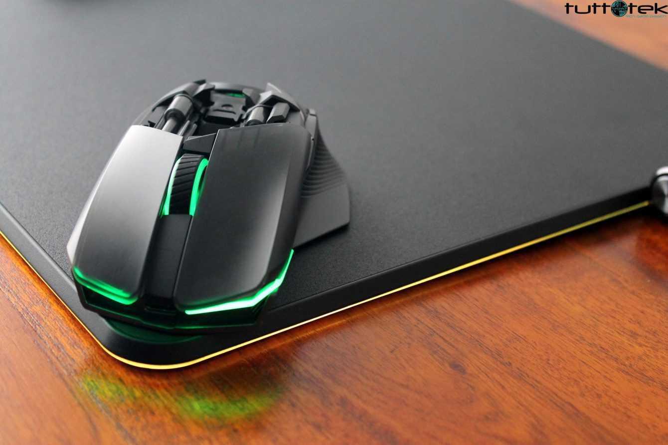 Recensione ASUS ROG Chakram: l'incontro tra un mouse gaming ed un joystick