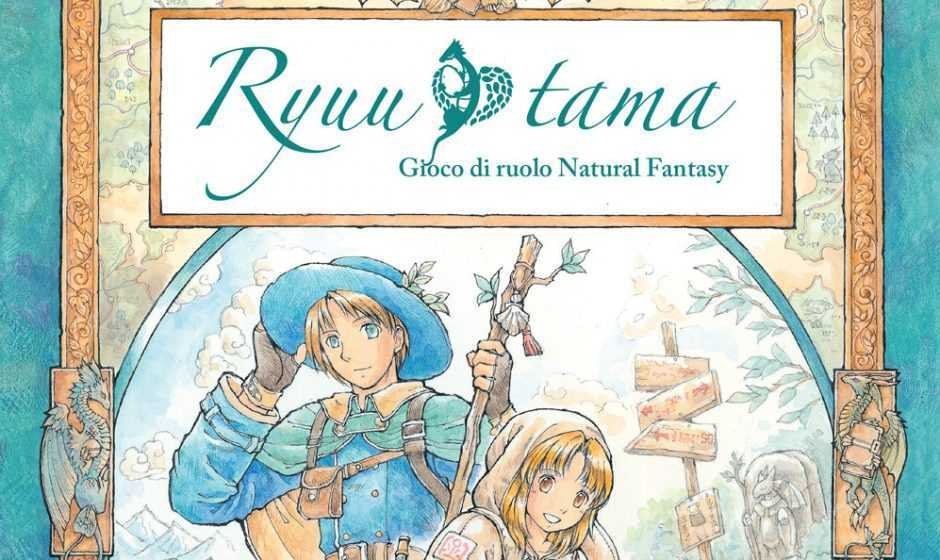 Esce oggi Ryuutama, il GdR Natural Fantasy di Atsuhiro Okada