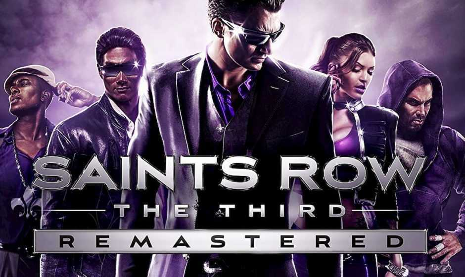 Saints Row The Third Remastered: disponibile il trailer di lancio