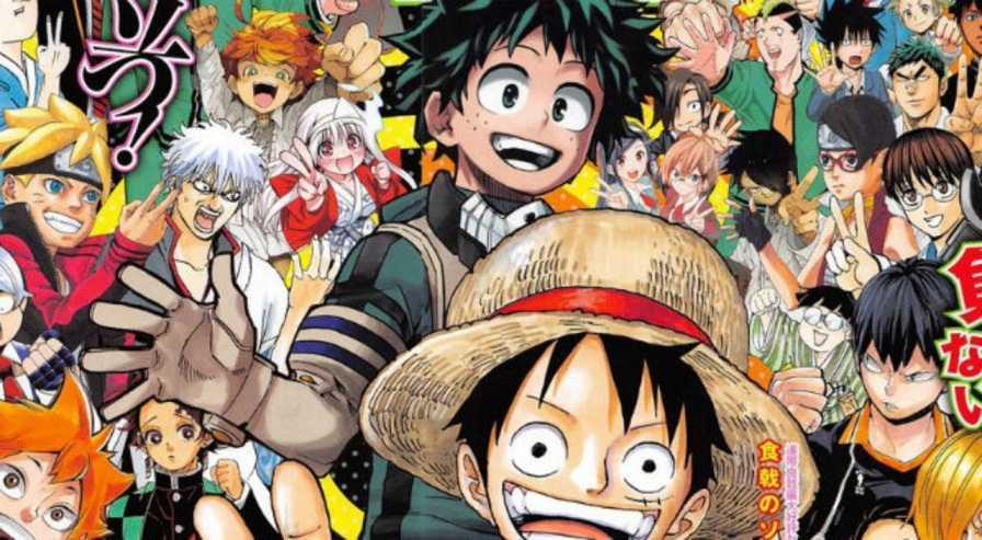 Shonen Jump: tre nuovi manga e rinvio dell'uscita causa virus