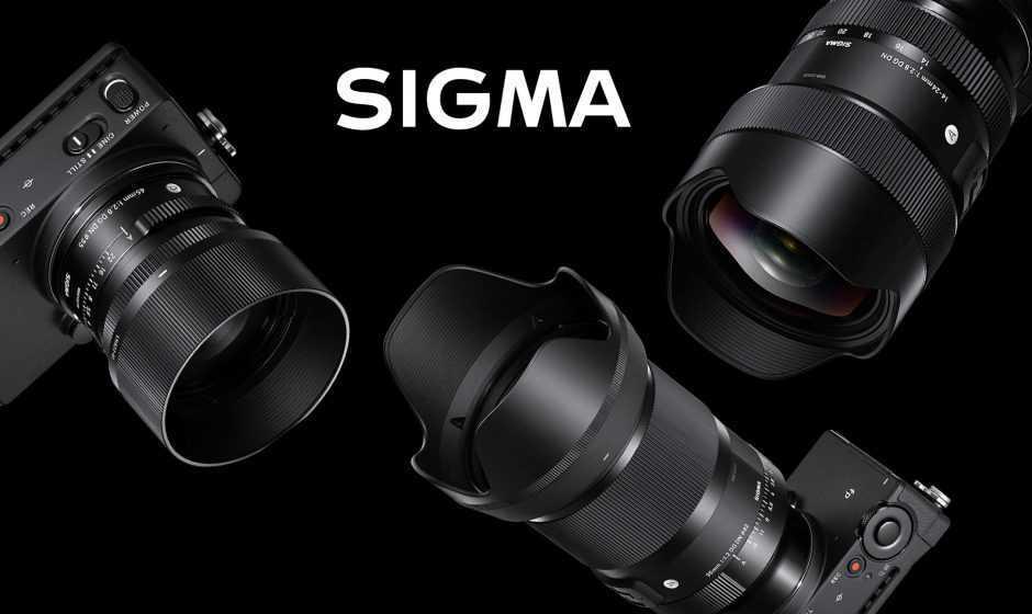 Ottiche SIGMA: si punta sulla compattezza e mirrorless Full Frame