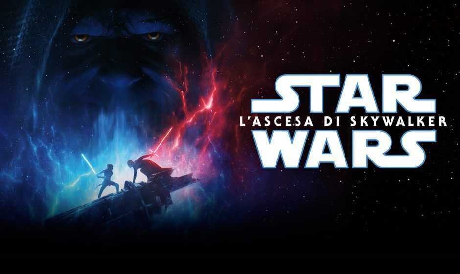 Star Wars: L'Ascesa di Skywalker in arrivo su Disney Plus