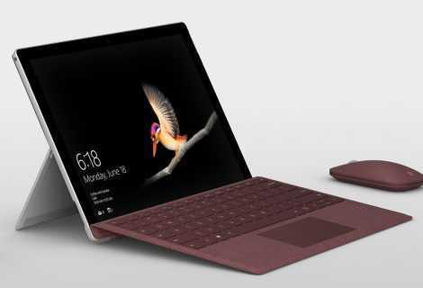 Surface Go 2: il nuovo modello potrebbe essere in arrivo