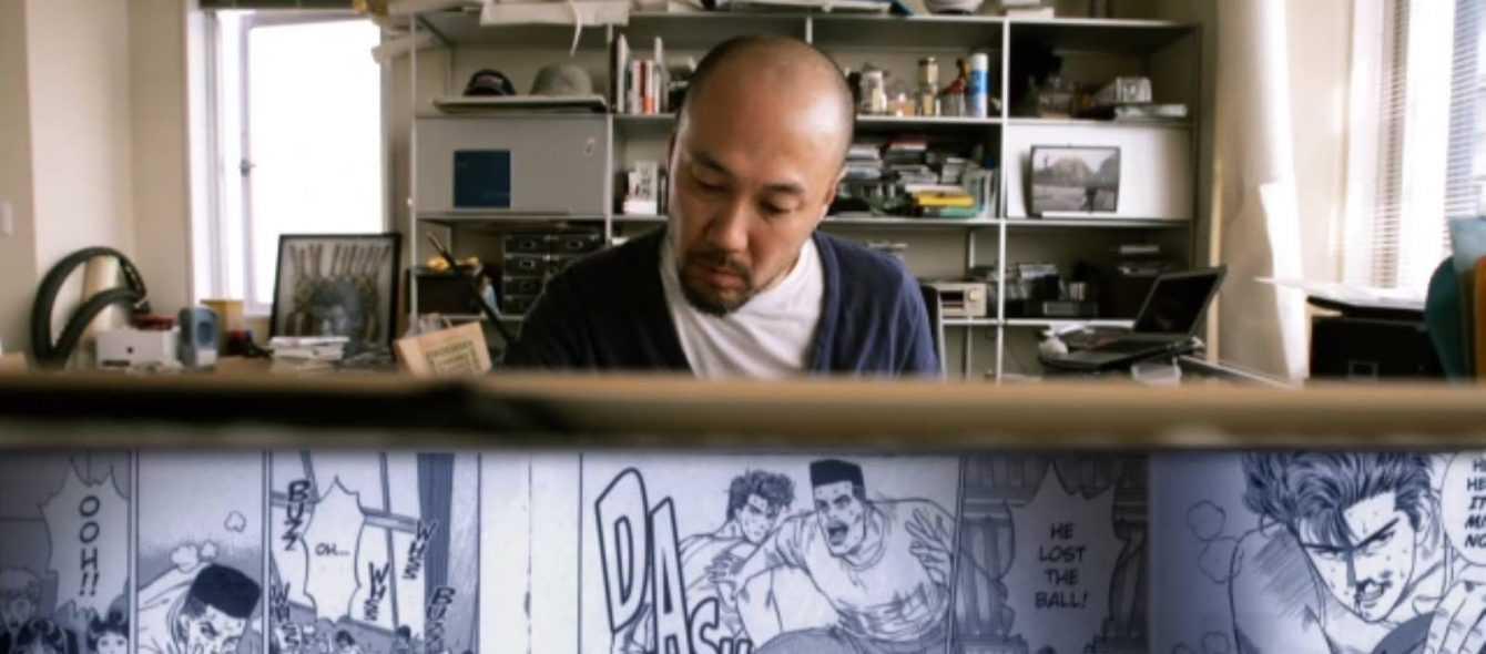 Takehiko Inoue, il playmaker | Un mangaka, tre opere
