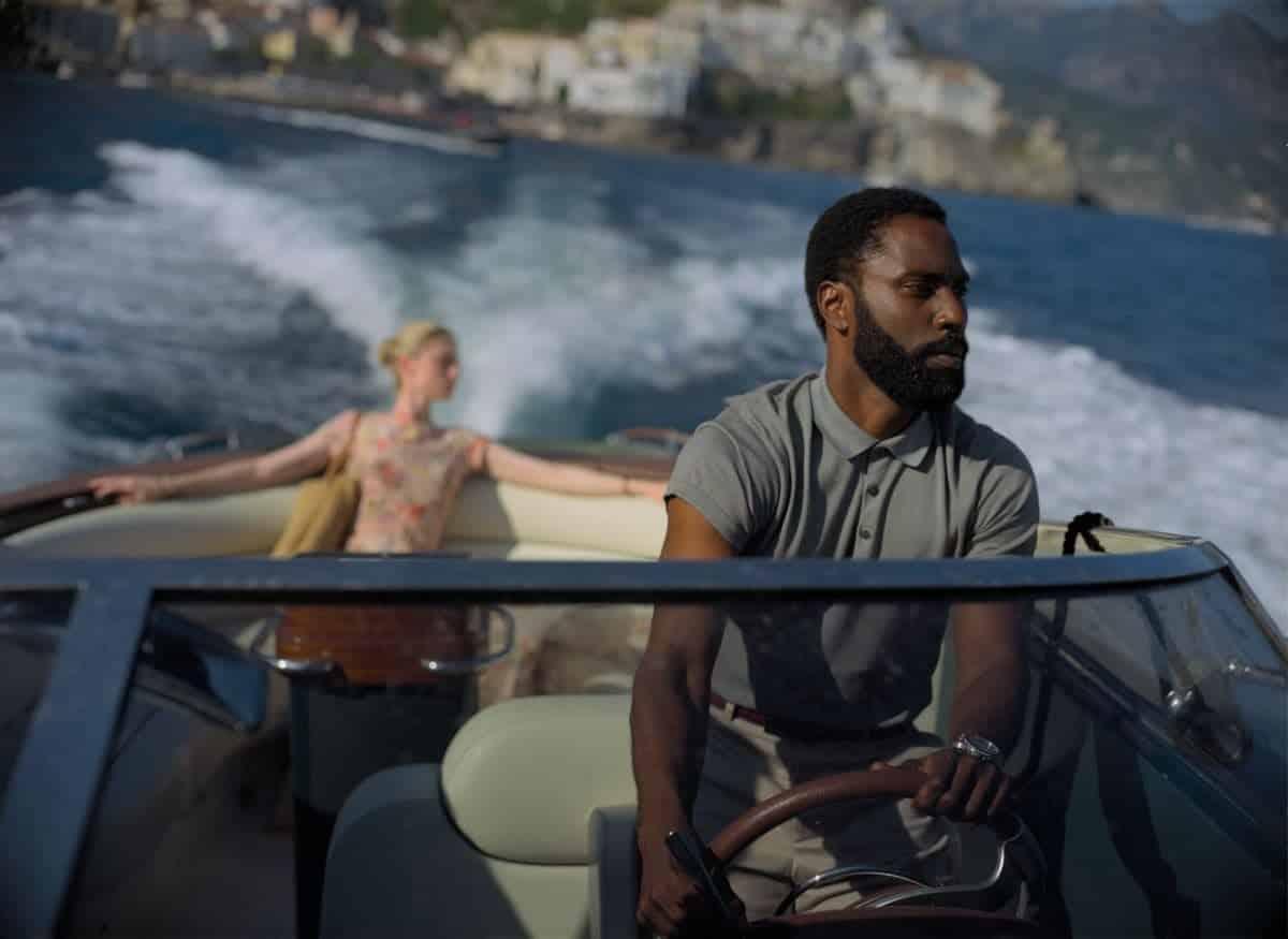 Tenet, le foto dal set del nuovo film di Nolan