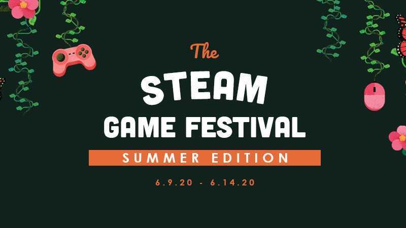The Steam Game Festival: annunciata la Summer Edition