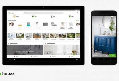 Houzz: nasce l'app che reinventa la vostra casa