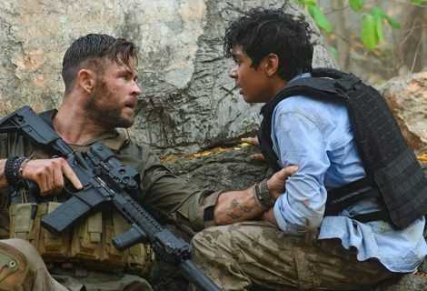 Tyler Rake: Chris Hemsworth ringrazia in particolare i fan