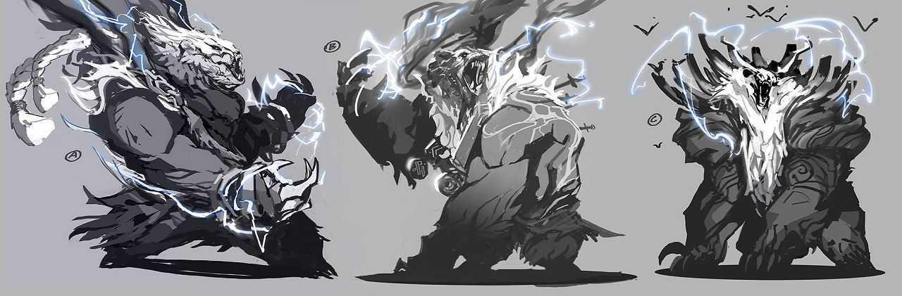 League of Legends: un primo sguardo al rework di Volibear