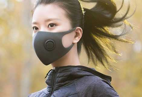 Xiaomi Eco-chian Smartmi: mascherina anti-inquinamento per sportivi