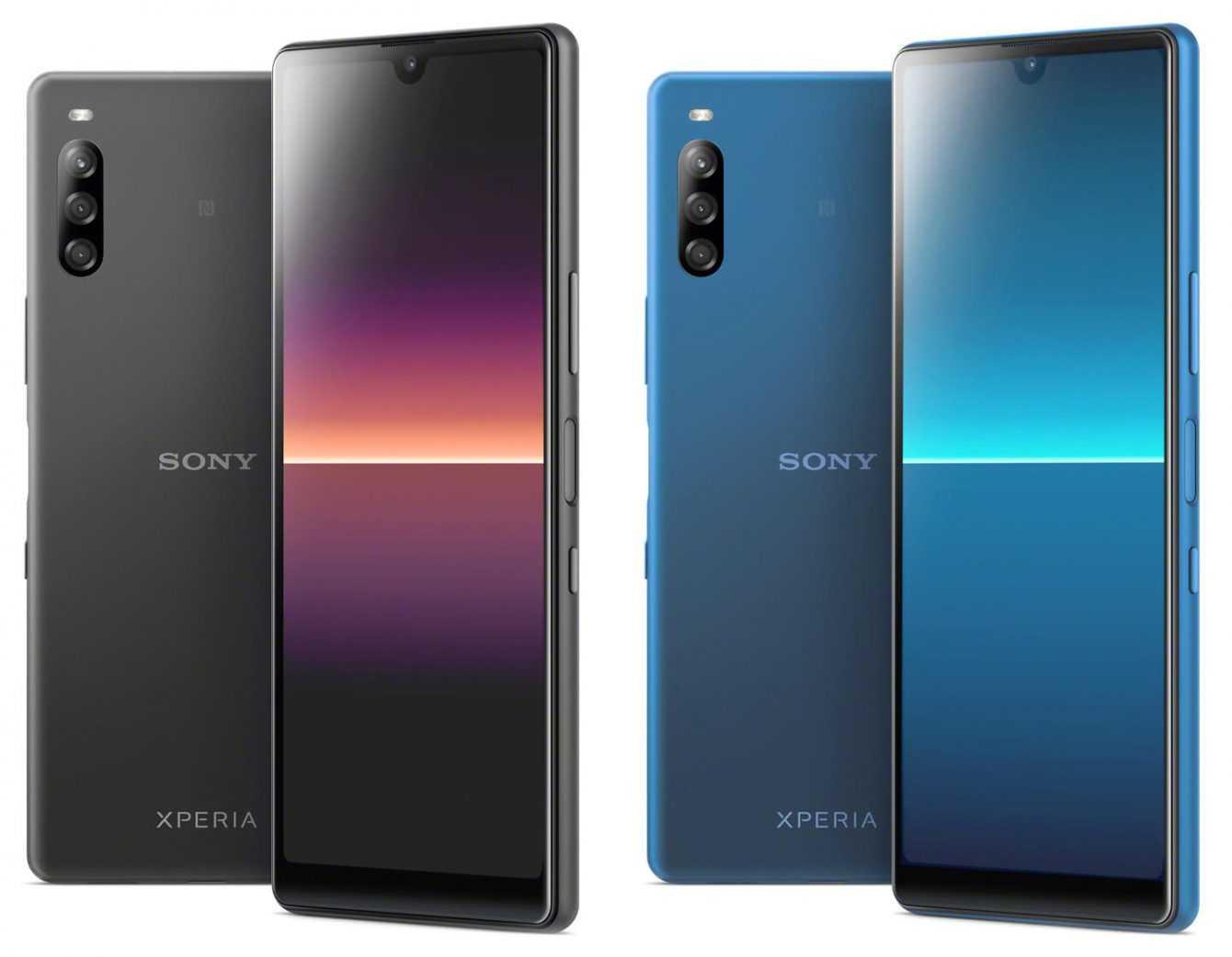 Sony Xperia L4: presto disponibile online