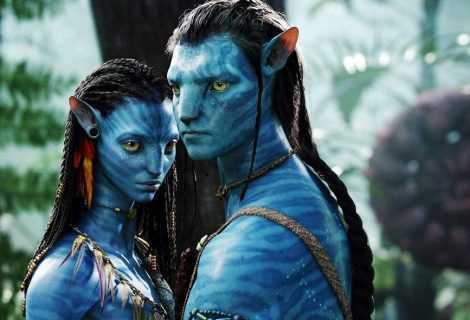 Avatar 2: una foto dal set immortala i protagonisti