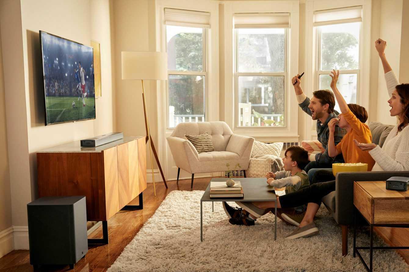 Bar 9.1 TWS: il futuro dell'home cinema secondo JBL