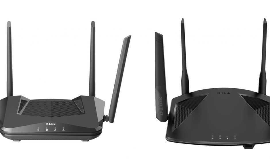 D-Link annuncia due nuovi router con tecnologia Wi-Fi 6