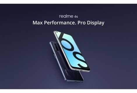 Realme 6S, Watch e Buds Air Neo: caratteristiche e prezzi