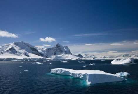 Microplastiche: ritrovate per la prima volta in Antartide