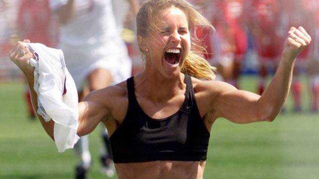 Netflix: in arrivo un film sui Mondiali di calcio femminili del '99