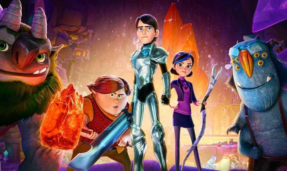 DreamWorks Trollhunters I Difensori di Arcadia: annunciato il gioco della serie Netflix