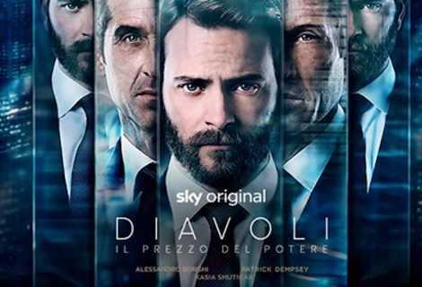 Diavoli 2: anticipazioni della seconda stagione con Borghi