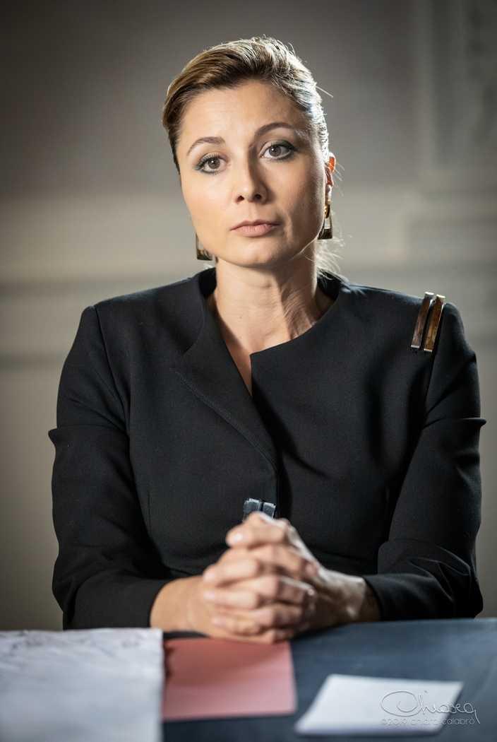 Anna Ferzetti, candidata ai David 2020, è protagonista di Stop!