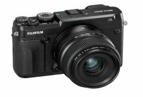 FUJIFILM GFX 50R ad un prezzo speciale