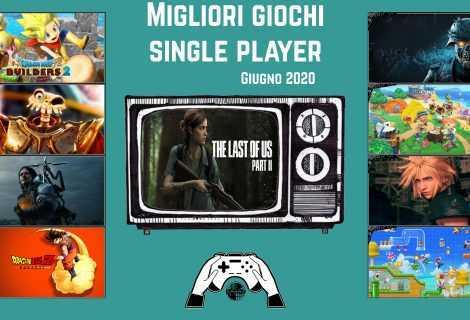 Migliori giochi single player | Giugno 2020