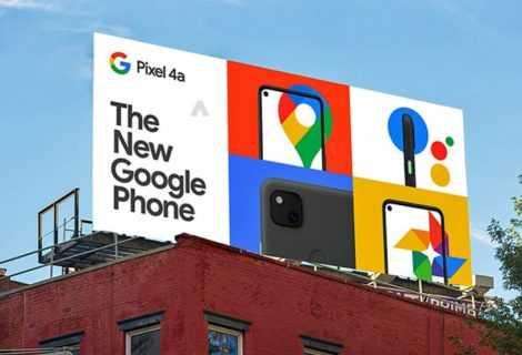 Google Pixel 4a: comparso negli store francesi
