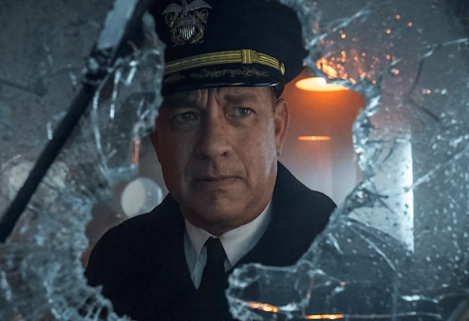 Tom Hanks protagonista di Greyhound, il film sulla Seconda Guerra Mondiale