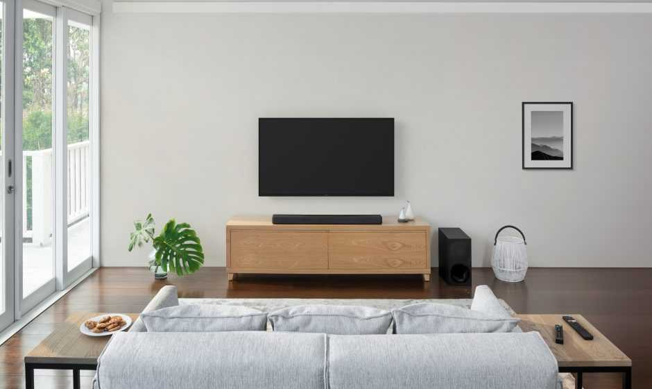 Sony annuncia le nuove soundbar HT-G700 e HT-S20R