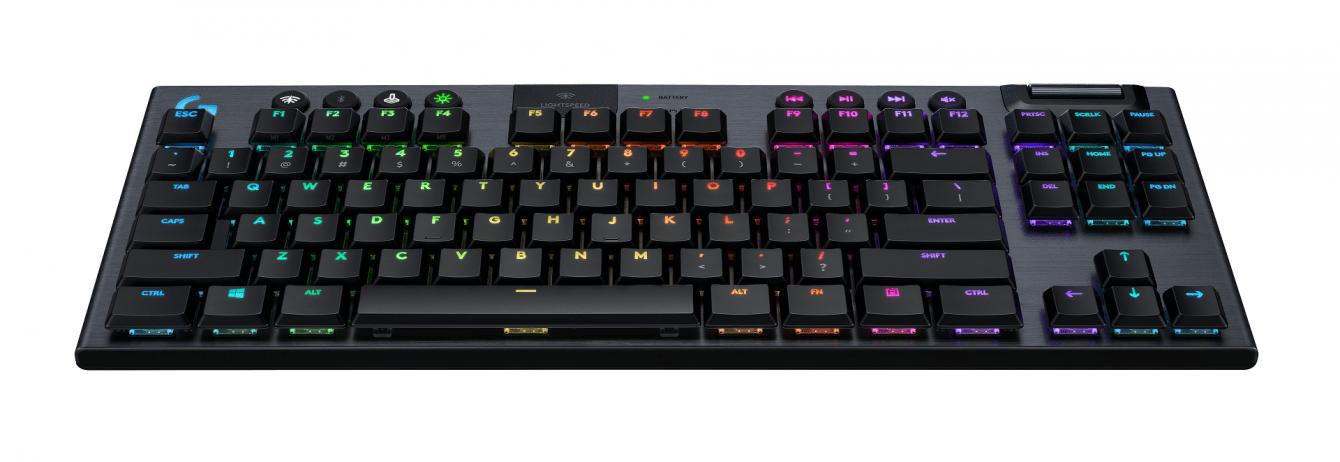 Ecco la nuova tastiera meccanica Logitech G915 TKL