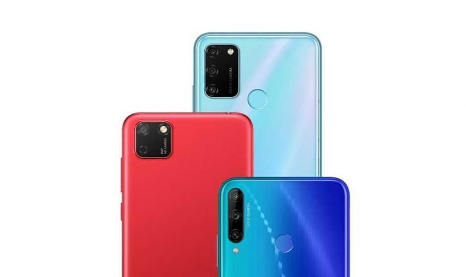 Honor 9S, 9A e 9C: le specifiche dei nuovi smartphone economici