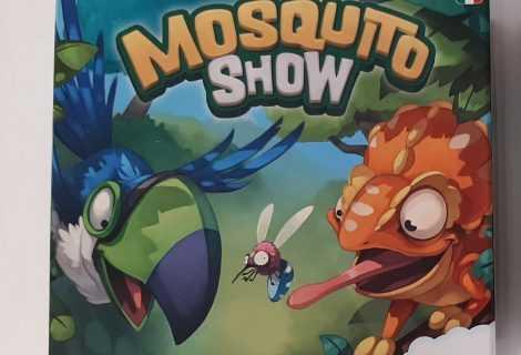 Recensione Mosquito Show: il nuovo pungente gioco di Playagame Edizioni