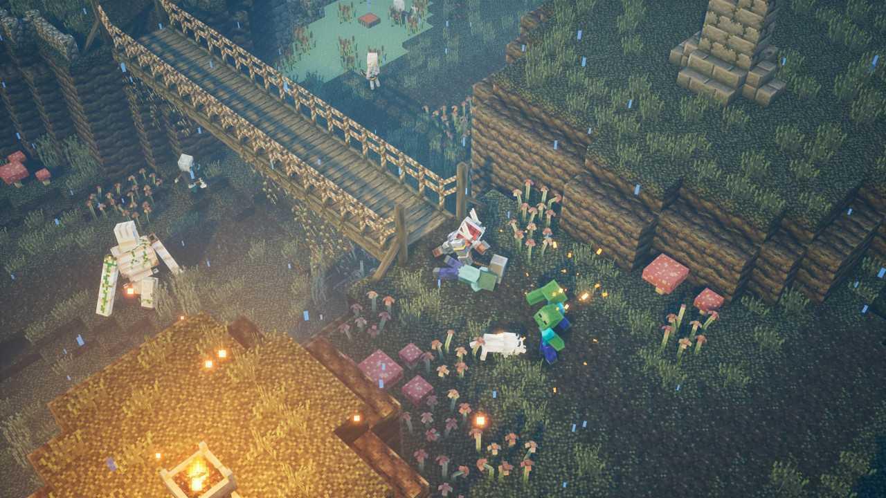 Minecraft Dungeons: primo DLC e cross-platform in arrivo!