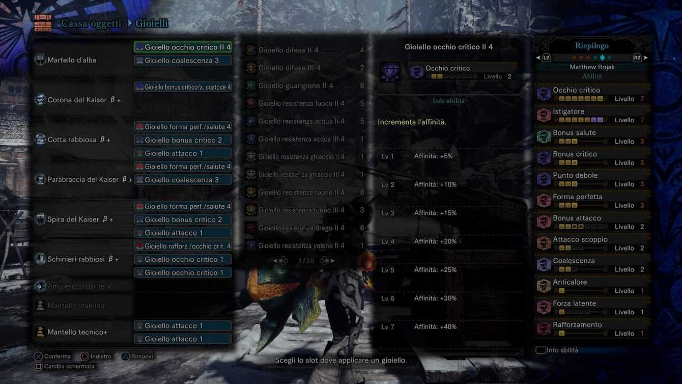 Monster Hunter World: Iceborne, guida alle armi Kulve Taroth