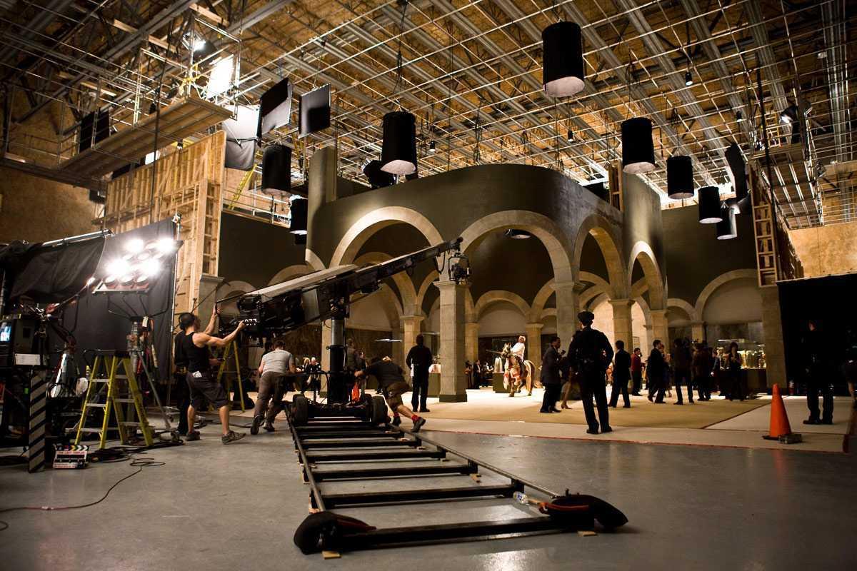 Fase 2: al via la riapertura dei set cinematografici in Lazio