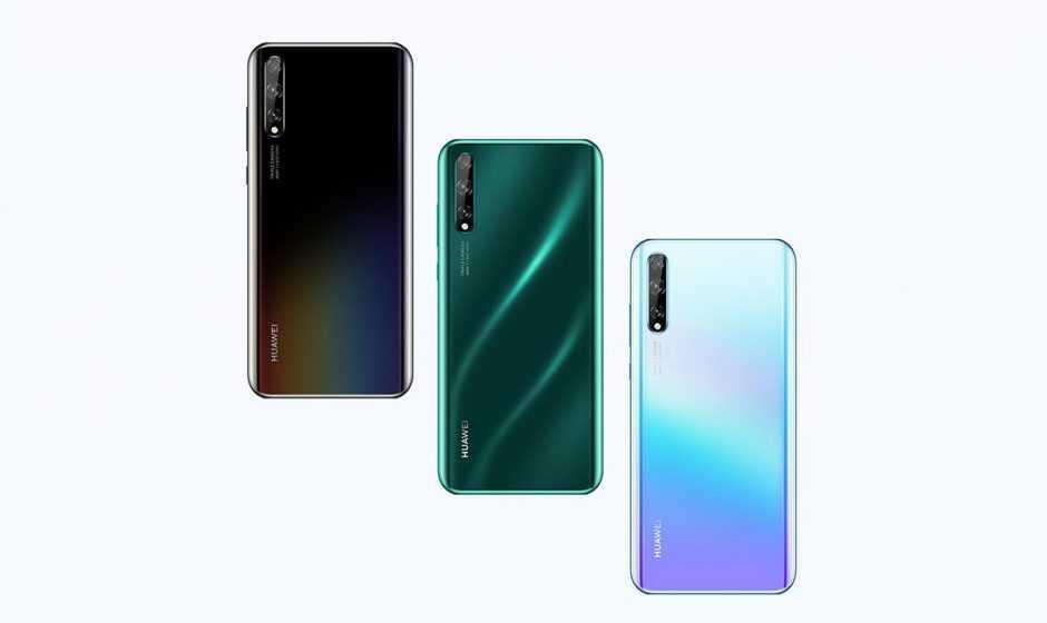 Huawei P smart S: le prime immagini e indiscrezioni sulle specifiche