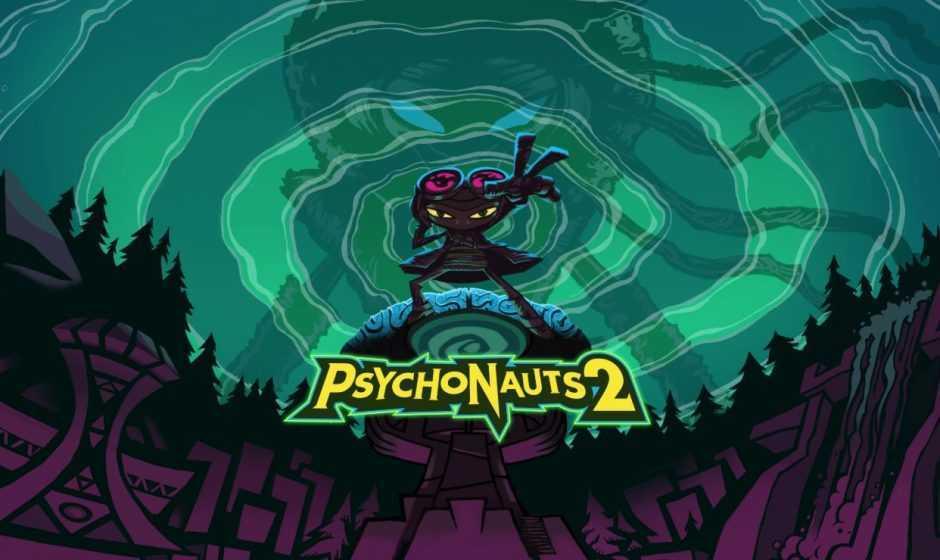 Psychonauts 2: lo sviluppo è quasi completo