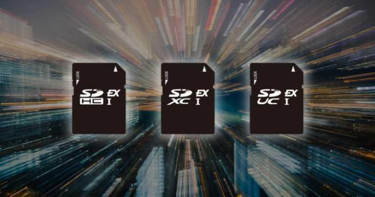 SD 8.0: lo standard di SD Express che batterà gli SSD